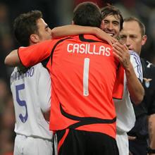 Raul va Kasilyas Realda qoldi